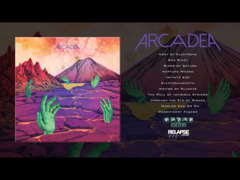 ARCADEA - 'Arcadea' [FULL ALBUM STREAM]