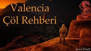 Gambar cover Black Desert Tr Valencia Çöl Rehberi - Bunları Bilmeden Çöle Gitmeyin