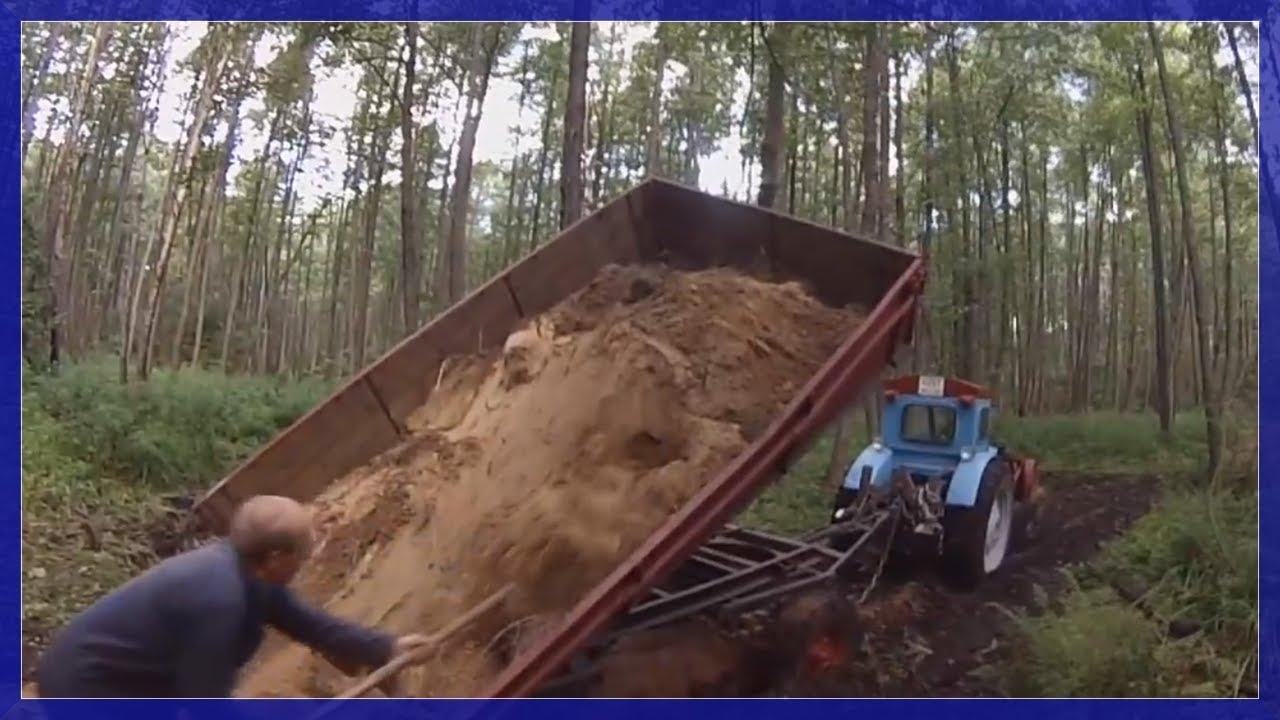 Тракторы Беларус МТЗ против других тракторов - YouTube