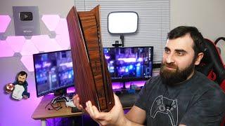 ხის Playstation 5 / TOAST Wood Cover
