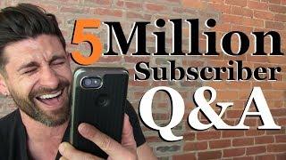 alpha m. 5 MILLION Subscriber Q&A! (Secrets Revealed)