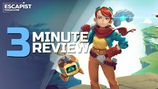 Sparklite | Review in 3 Minutes (Video Game Video Review)