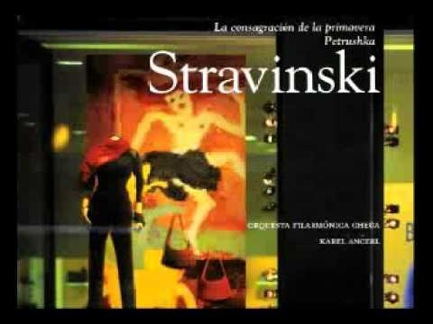 05 Petrushka [tercer Cuadro] - Vals La Bailarina Y El Moro - Stravinski