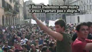 Scontri a piazza Navona -  la verità su questo video!