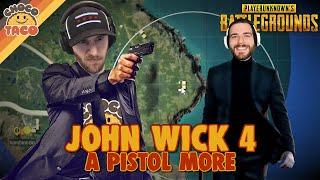 John Wick 4: Pistols on the Rocks ft. hambinooo - chocoTaco PUBG Gameplay