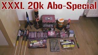 XXXL 20k-Abo-Special | The King, Spyder, Diamond Bombenrohr & Co. [1080p FullHD]