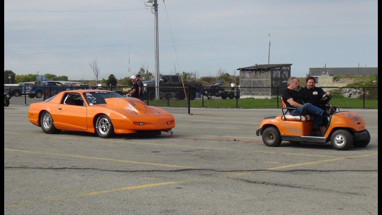 Pontiac FIREBIRD Drag Car | 9 second Solo Run - YouTube