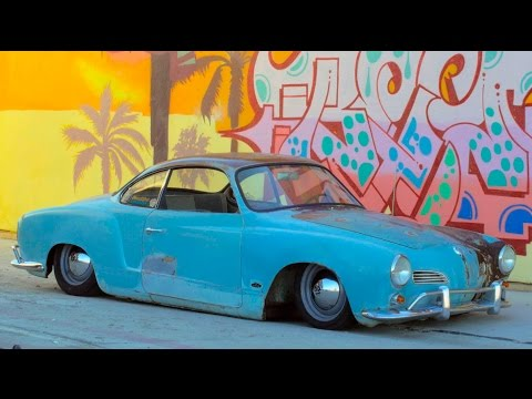Euro Hot Rod Volkswagen Karmann Ghia Review!-The Most Attention I've Ever Gotten