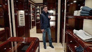 Как одеваться сдержанно, элегантно и практично? Образ от Stefano Ricci и Лакшери Store. - Видео от Лакшери