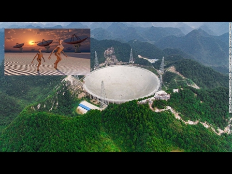 USA concerned about China's possible contact with extraterrestrials