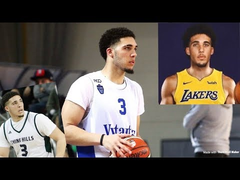 LiAngelo Ball Ready To ENTER The NBA Draft!?