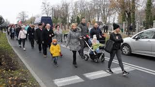 Święto Niepodległości w Strzelnie - 11.11.2018r.