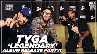 Tyga On \'Legendary\' Details, Features, Fav. Track, & The Inspiration Behind The Album!