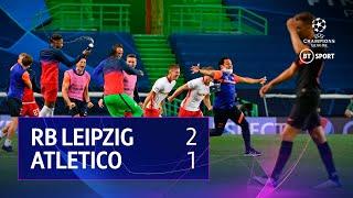 RB Leipzig vs Atletico Madrid (2-1) | UEFA Champions League highlights