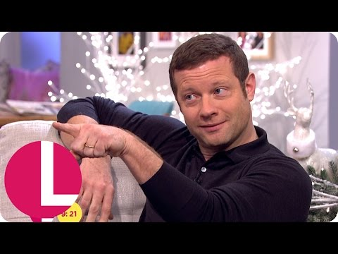 Dermot O'Leary Was Amazed to Be Recognised in Finland | Lorraine