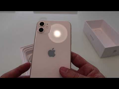 IPhone 11: Abrindo A Caixa Do Novo Celular Da Apple