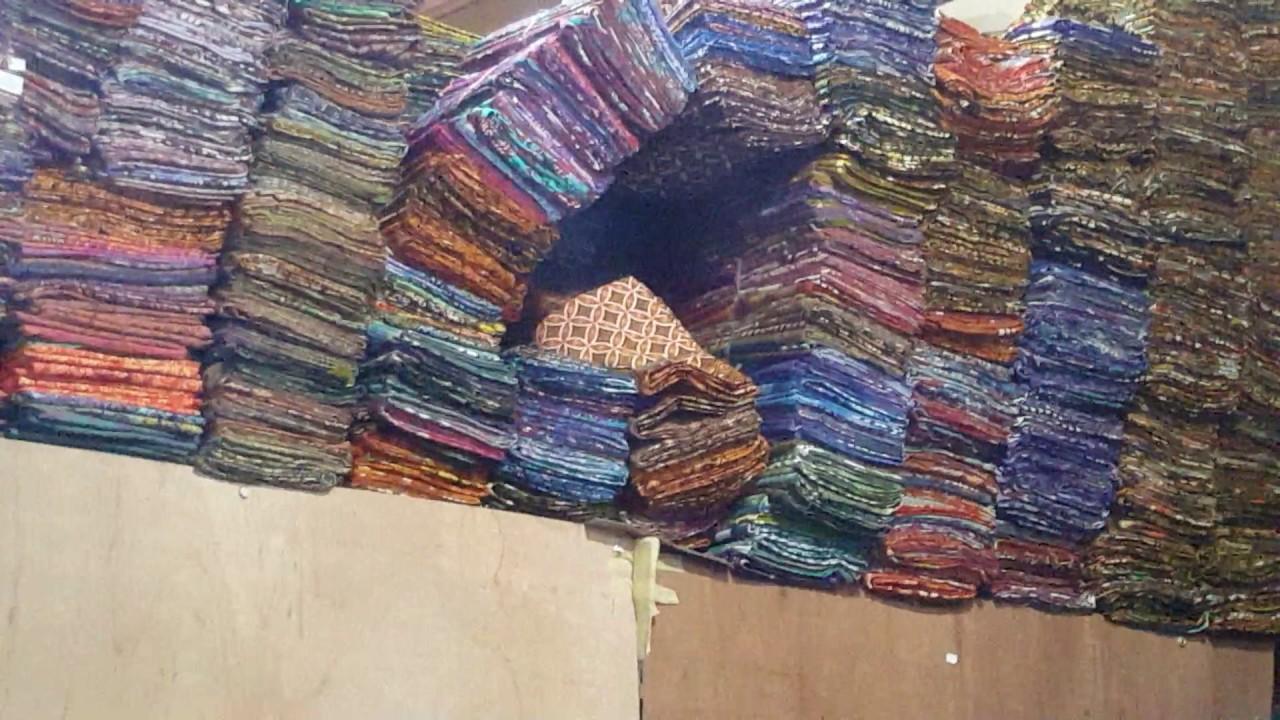 Rumah Batik Pesisir Wiradesa Pekalongan Koleksi Ragam