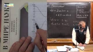 Урок 340. Сложение колебаний кратных частот. Гармонический анализ и синтез