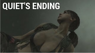 Metal Gear Solid V: The Phantom Pain - A Quiet Exit - Quiet
