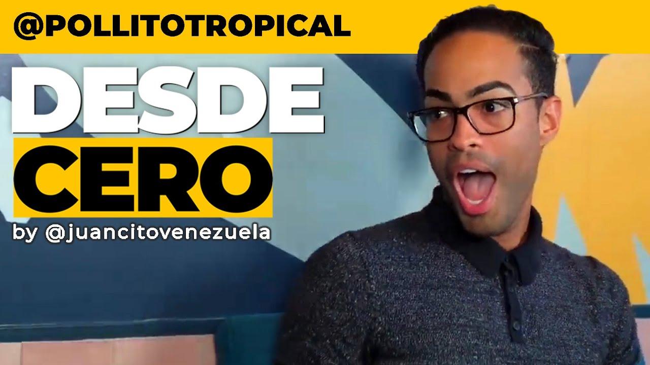 "Pollito Tropical ""Era inseguro y pollito me ayudo"" en #DesdeCero | 3ra TEMPORADA | Cap.33"