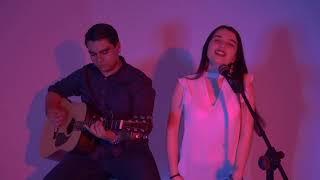 Gambar cover Dua Lipa - Be The One Cover | Pamela Ramazzini & Alejandro Paniagua
