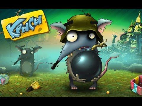 игра Крысы Online приложение в контакте 3 серия