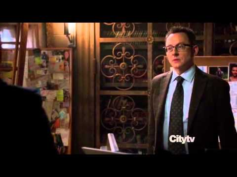 Person of Interest - Shaw finds the library