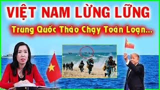 TIN BIỂN ĐÔNG 06/08/2020: VN LỪNG LỮNG xử đẹp dẹp tan ÂM MƯU HÈN HẠ của TQ trên BĐ