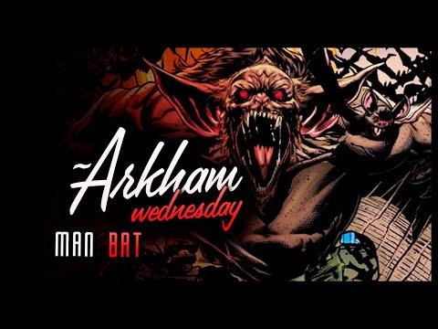 Batman Mythos: Man Bat Lore (Batman Arkham Origins) #ArkhamWednesdays