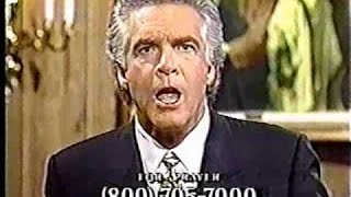 Robert Tilton, the self made god of greed.