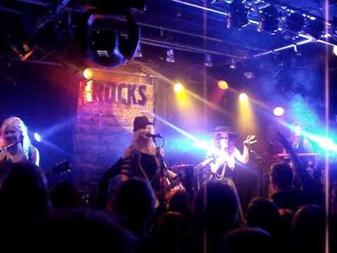 Indica -Kummajaisten joukko - On the Rocks 11-11-09 - live