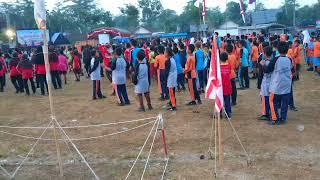 Download Video Senam Pagi Perkemahan Dalam Rangka Acara HUT Pramuka ke 57 MP3 3GP MP4