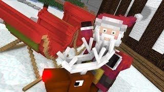 Top Xmas Monster School - Minecraft Animation