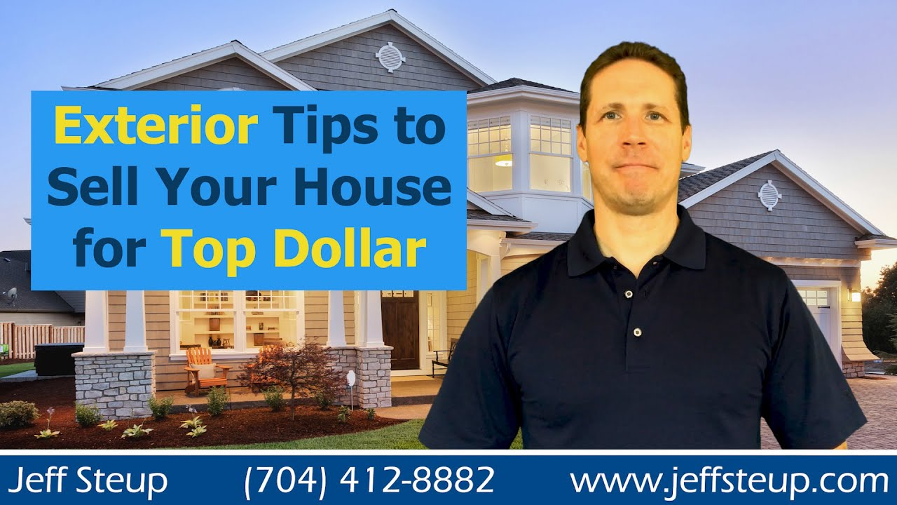 Tips to Sell Your House for Top Dollar in Charlotte and Waxhaw NC