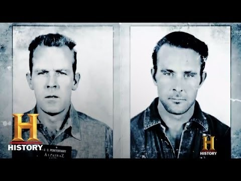 History Channel Documentary   Alcatraz   Search for the trut