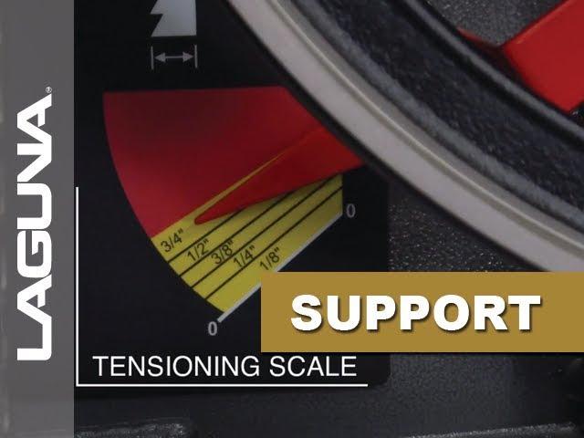 14|BX Blade Adjustment Tech Support | Laguna Tools
