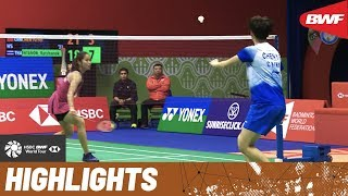 YONEX-SUNRISE Hong Kong Open 2019 | Finals WS Highlights | BWF 2019