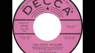 "Sammy Kaye and His Orchestra: ""The Night Walker"""