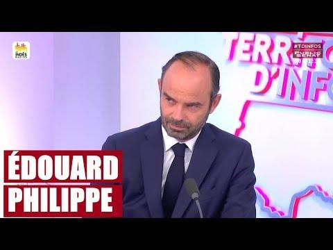 Invité : Édouard Philippe - Territoires d'infos (19/10/2017)