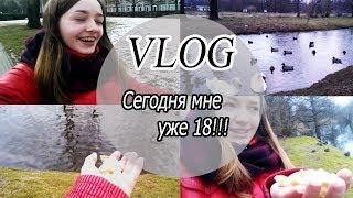 VLOG: А мне сегодня 18 лет!