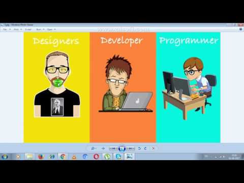 Web design & web development - What's the difference?    salary, skills and tools   your's choice