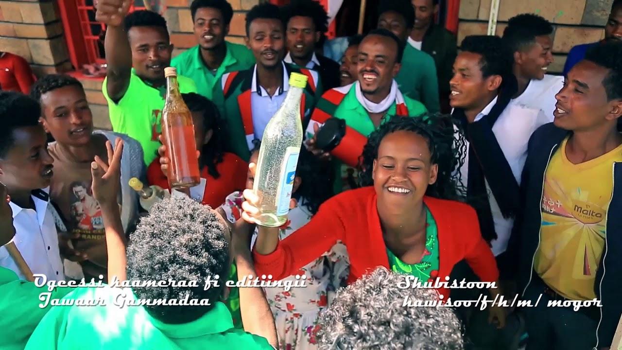 New Oromo Music : Katamaa Dhaabaa (Follee) - New Ethiopian Music