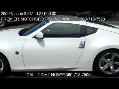 2009 nissan 370z touring for sale in vancouver wa 98665 youtube. Black Bedroom Furniture Sets. Home Design Ideas