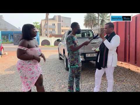 Gays and Lesbians office in Ghana...Girlish Akwasi Kardashian unleashes his thoughts, Angela Zutah &