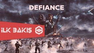 Defiance İlk Bakış [MMOTPS]