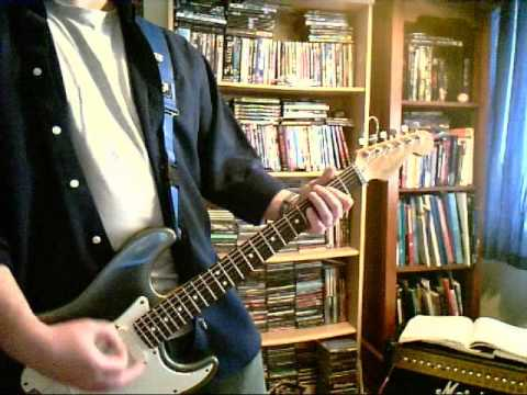 Bryan Adams guitar cover - All i want is you & Touch the Hand mp3