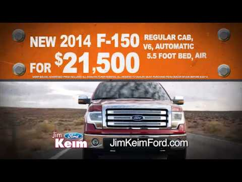 Jim Keim Ford >> Jim Keim Ford Truck Month Youtube