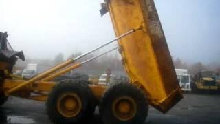 TRO 1026102 - 1996 Volvo BM A25C 6x6 Offroad Dump Truck