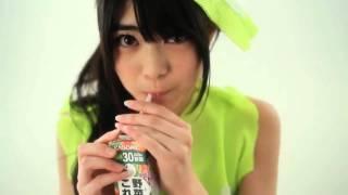 いっしょにこれイチ!! カゴメ 野菜一日これ一本 AKB48 前田亜美.