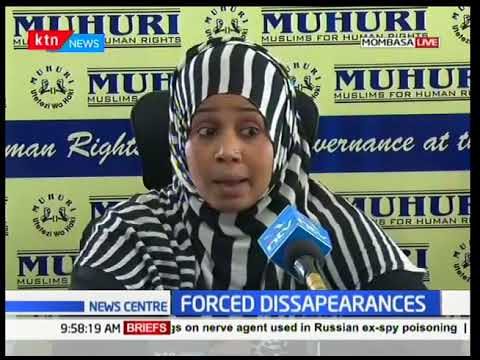 Human Rights group fear the return of forced disappearances in Coastal region